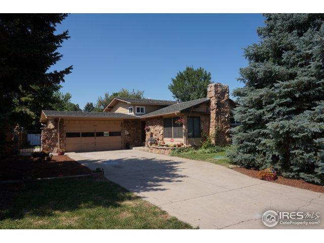 204 Allen St, Fort Collins, CO 80525 (MLS #825519) :: 8z Real Estate