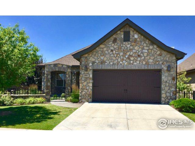 1992 Vineyard Dr, Windsor, CO 80550 (MLS #825524) :: 8z Real Estate