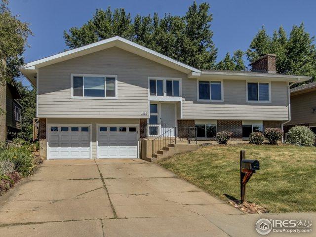 1455 Gillaspie Dr, Boulder, CO 80305 (MLS #825533) :: 8z Real Estate