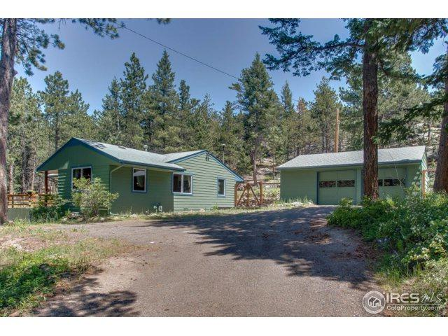 11711 Spruce Canyon Cir, Golden, CO 80403 (MLS #825543) :: 8z Real Estate