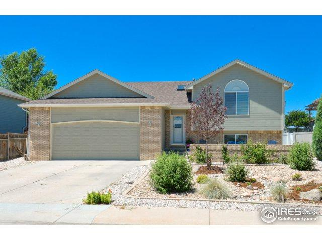 335 N 50th Ave Pl, Greeley, CO 80634 (MLS #825544) :: 8z Real Estate