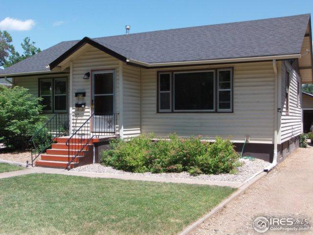 512 Smith St, Fort Collins, CO 80524 (MLS #825548) :: 8z Real Estate
