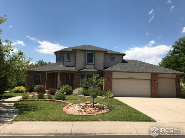 2641 54th Ave, Greeley, CO 80634 (MLS #825584) :: 8z Real Estate
