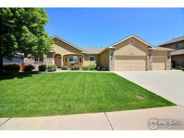 7409 18th St, Greeley, CO 80634 (MLS #825602) :: 8z Real Estate