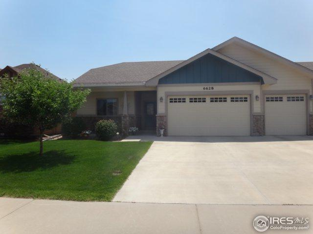 6628 34th St, Greeley, CO 80634 (MLS #825610) :: 8z Real Estate
