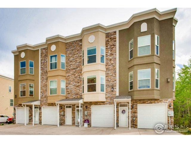 909 Vernon Dr, Central City, CO 80427 (MLS #825616) :: 8z Real Estate