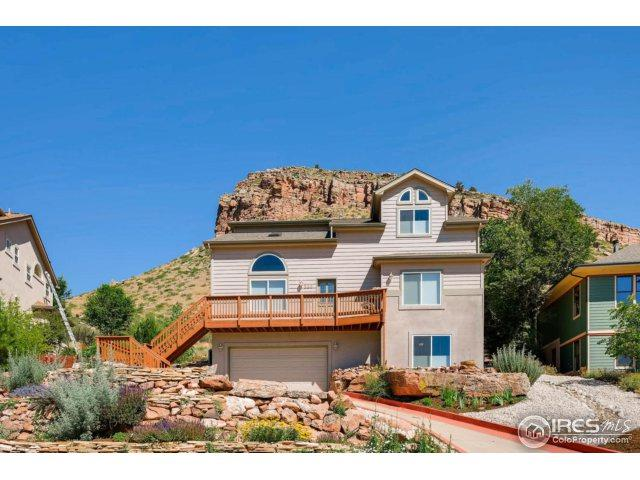 125 Eagle Canyon Cir, Lyons, CO 80540 (MLS #825619) :: 8z Real Estate