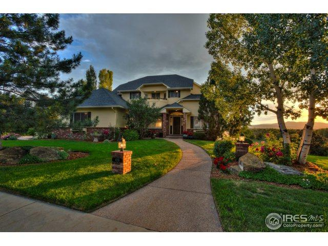 6219 Eagle Ridge Ct, Fort Collins, CO 80525 (MLS #825655) :: 8z Real Estate