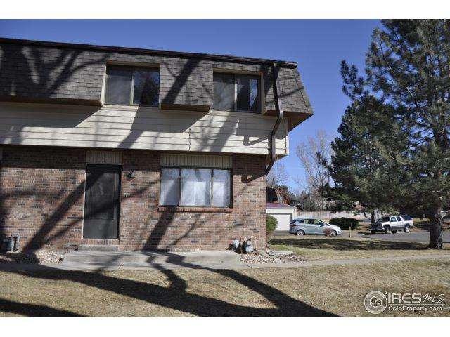 2707 19th St Dr #1, Greeley, CO 80634 (MLS #825716) :: 8z Real Estate