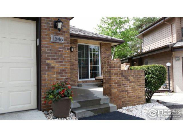 1546 W 28th St, Loveland, CO 80538 (MLS #825733) :: 8z Real Estate