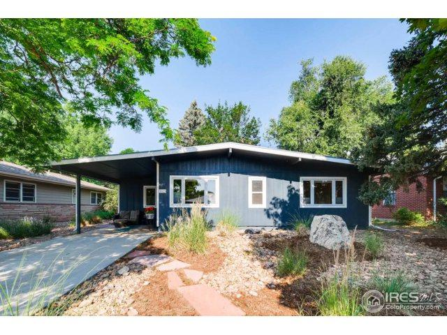 3325 13th St, Boulder, CO 80304 (MLS #825741) :: 8z Real Estate