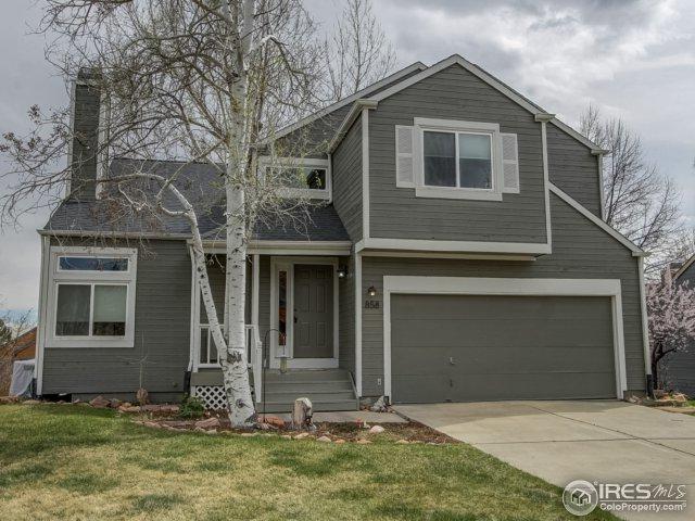 858 Welsh Ct, Louisville, CO 80027 (MLS #825742) :: 8z Real Estate