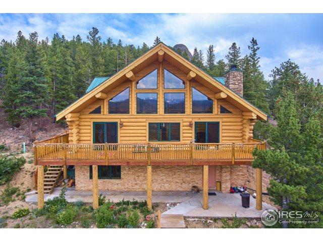 461 Dudes Dr, Rollinsville, CO 80474 (MLS #825746) :: 8z Real Estate