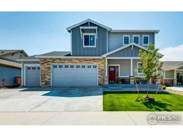 739 Callisto Dr, Loveland, CO 80537 (MLS #825755) :: 8z Real Estate