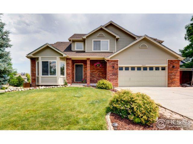 1464 Cherrywood Way, Longmont, CO 80504 (MLS #825756) :: 8z Real Estate