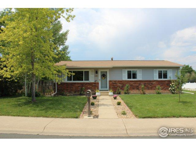 1001 Ida Dr, Loveland, CO 80537 (MLS #825789) :: 8z Real Estate