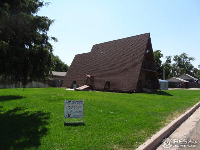 205 S Coleman Ave, Holyoke, CO 80734 (MLS #825795) :: 8z Real Estate