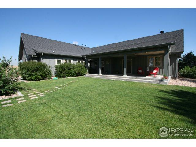 19758 County Road 8, Weldona, CO 80653 (MLS #825798) :: 8z Real Estate