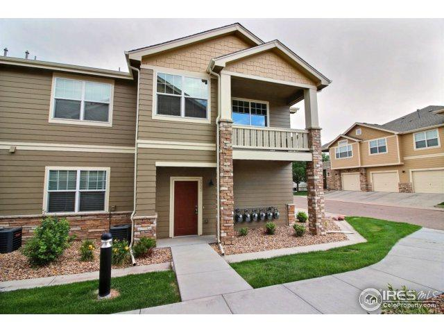 6603 W 3rd St #1722, Greeley, CO 80634 (MLS #825814) :: 8z Real Estate