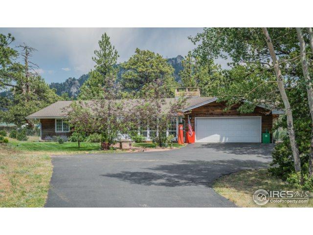 2305 Spruce Ave, Estes Park, CO 80517 (MLS #825817) :: 8z Real Estate