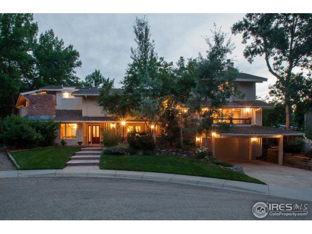 245 Fair Pl, Boulder, CO 80302 (MLS #825818) :: 8z Real Estate