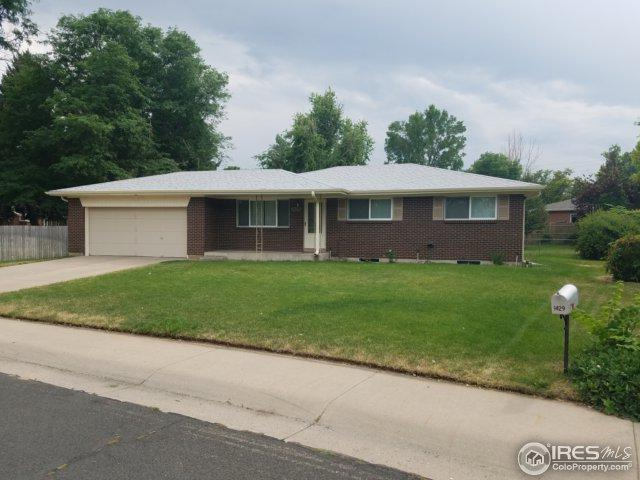 1429 32nd Ave, Greeley, CO 80634 (MLS #825830) :: 8z Real Estate