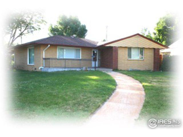 2449 W 24th St Rd, Greeley, CO 80634 (MLS #825844) :: 8z Real Estate