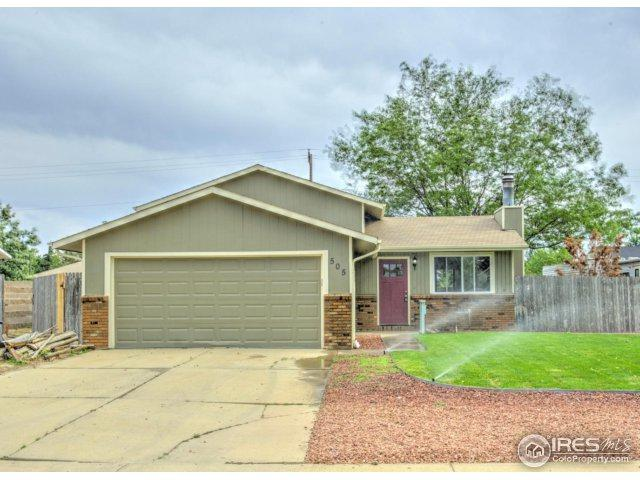 505 David Ct, Platteville, CO 80651 (MLS #825846) :: 8z Real Estate