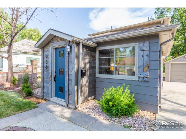938 E 4th St, Loveland, CO 80537 (MLS #825898) :: 8z Real Estate