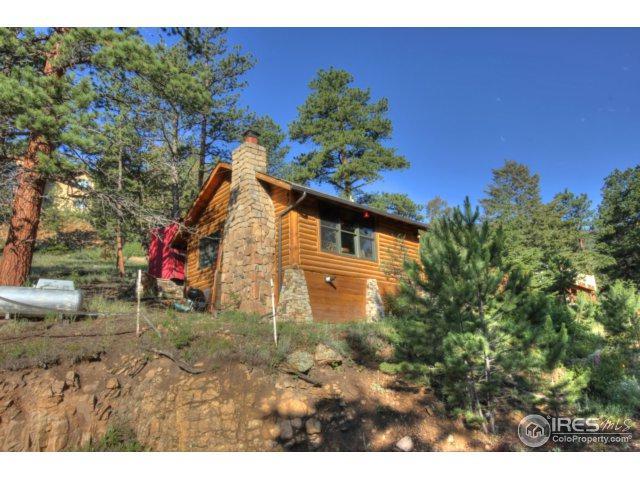 1852 Fall River Rd, Estes Park, CO 80517 (MLS #825901) :: 8z Real Estate