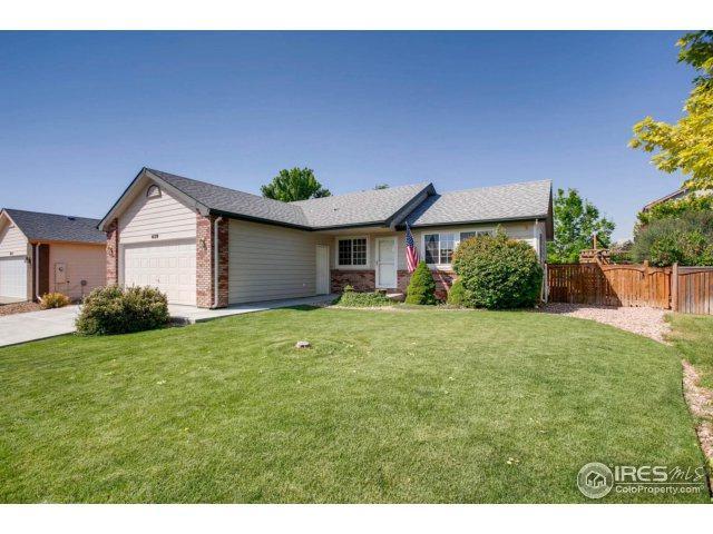 4129 Rockvale Dr, Loveland, CO 80538 (MLS #825932) :: 8z Real Estate