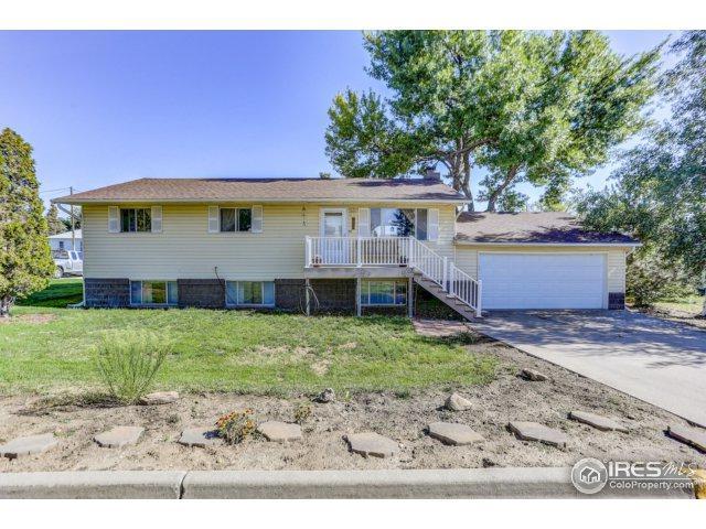 811 Forest St, Milliken, CO 80543 (MLS #825941) :: 8z Real Estate