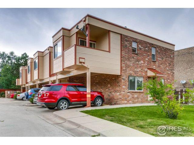 911 Tulip # A, Longmont, CO 80501 (MLS #825958) :: 8z Real Estate