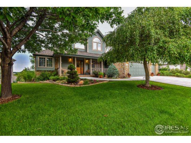933 Pinnacle Pl, Fort Collins, CO 80525 (MLS #825990) :: 8z Real Estate