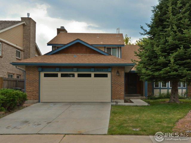 8429 Nelson Dr, Arvada, CO 80005 (MLS #825991) :: 8z Real Estate