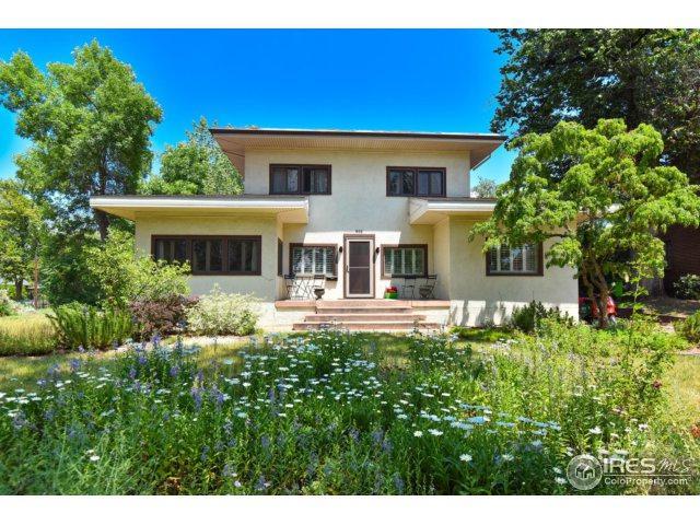 602 E Elizabeth St, Fort Collins, CO 80524 (MLS #825995) :: 8z Real Estate