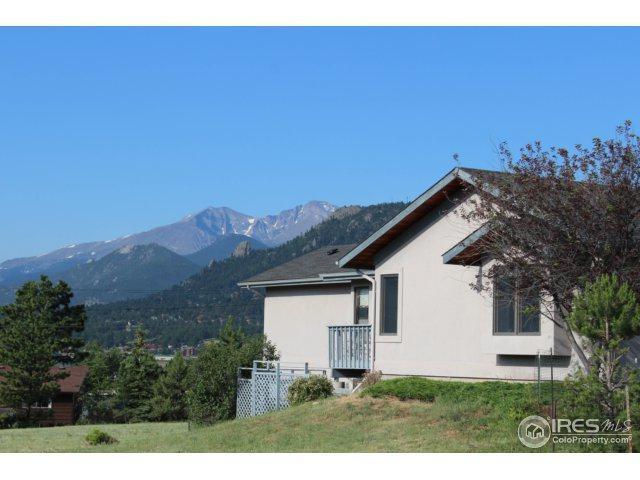 1660 N Ridge Ln, Estes Park, CO 80517 (MLS #825997) :: 8z Real Estate
