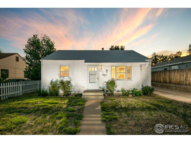 2305 5th Ave, Greeley, CO 80631 (MLS #826007) :: 8z Real Estate