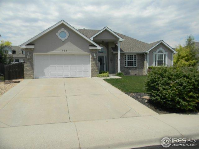 1331 51st Ave Ct, Greeley, CO 80634 (MLS #826012) :: 8z Real Estate