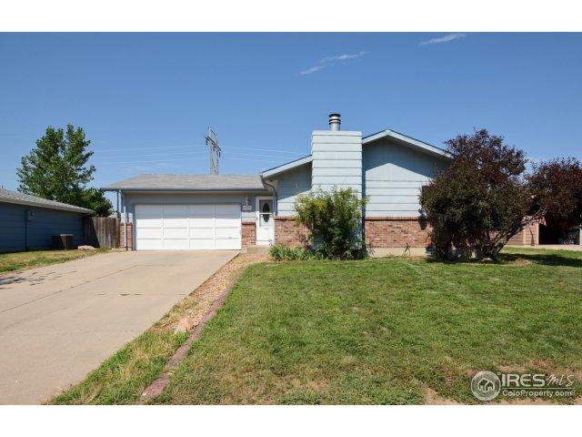 2417 34th Ave, Greeley, CO 80634 (MLS #826041) :: 8z Real Estate