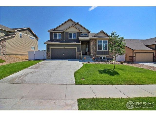 1122 78th Ave Ct, Greeley, CO 80634 (MLS #826047) :: 8z Real Estate