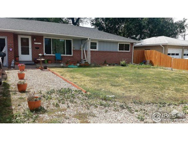 1415 23rd Ave, Greeley, CO 80634 (MLS #826049) :: 8z Real Estate