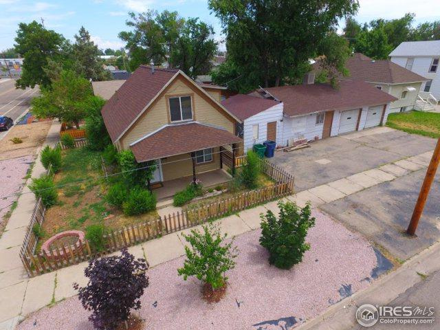 1502 7th Ave, Greeley, CO 80631 (MLS #826065) :: 8z Real Estate