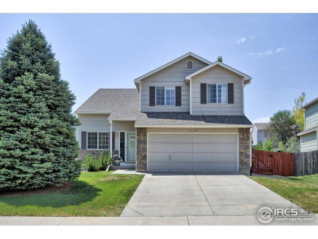 1408 Crestwood Cir, Longmont, CO 80504 (MLS #826071) :: 8z Real Estate