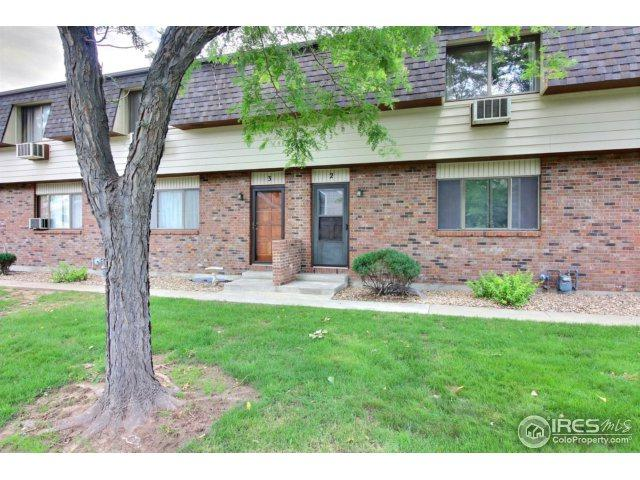 2707 W 19th St Dr #2, Greeley, CO 80634 (MLS #826080) :: 8z Real Estate