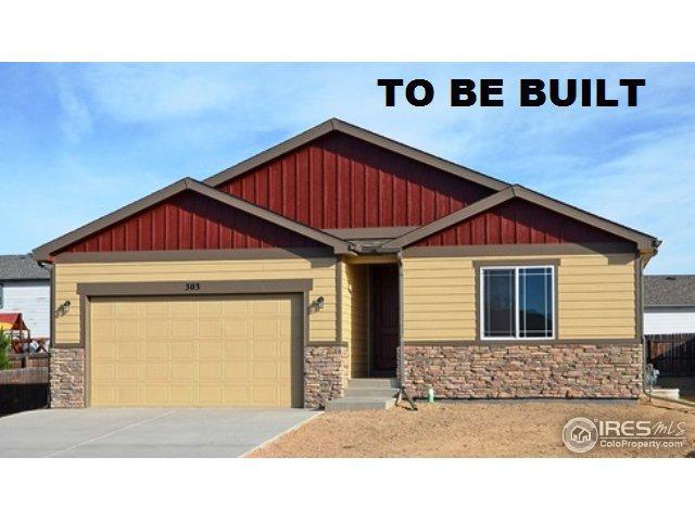 1432 Benjamin Dr, Eaton, CO 80615 (MLS #826081) :: 8z Real Estate
