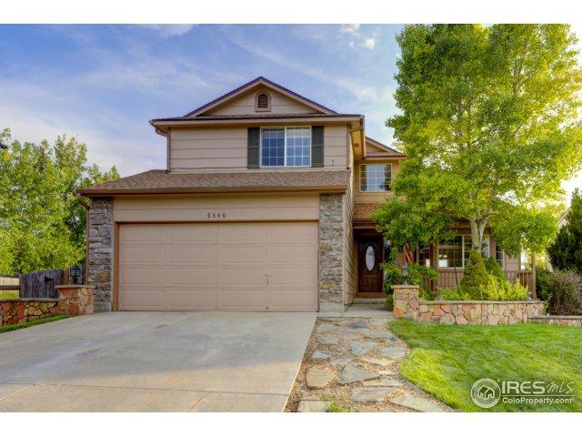 5340 Fox Run Blvd, Frederick, CO 80504 (MLS #826087) :: 8z Real Estate