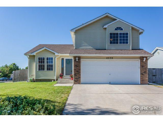 4770 W 3rd St, Greeley, CO 80634 (MLS #826093) :: 8z Real Estate