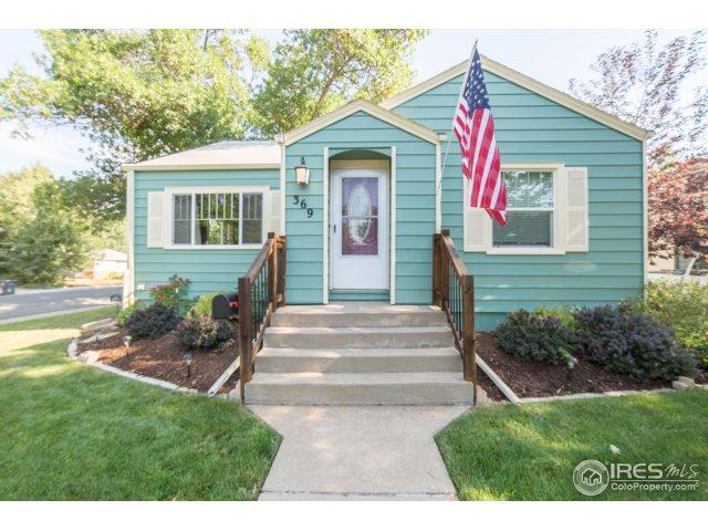 369 W 9th St, Loveland, CO 80537 (MLS #826101) :: 8z Real Estate