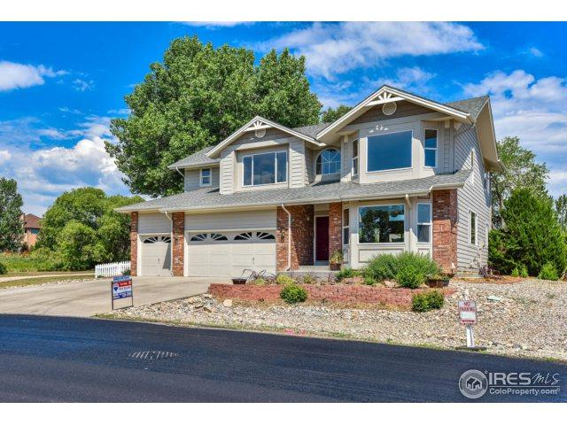 375 Cove Dr, Loveland, CO 80537 (MLS #826115) :: 8z Real Estate